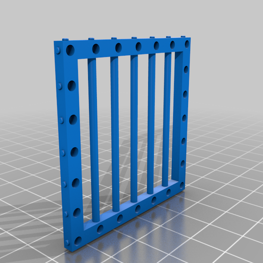 Cube_cage_top_2.png Download free STL file Cube cage collection 2 for tabletop games • 3D printing template, Boubamazing