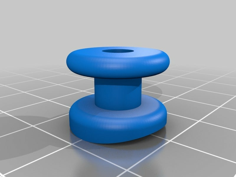 c6124f03bf1109f59ddaed28b71eda49.png Download free STL file 1515 Conformal Standard Rail Button Rounded • Object to 3D print, JackHydrazine