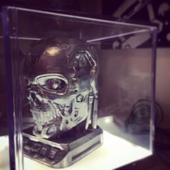 t800.jpg Download free STL file terminator T-800 • 3D printer design, hugo