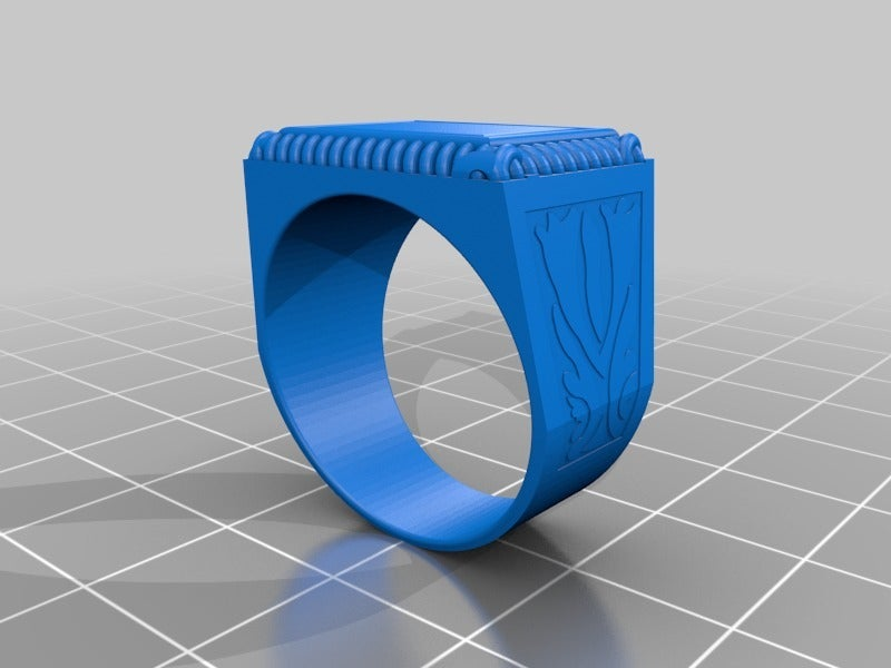 09a4bf721a1244faadac1f75a27be0e5.png Download free STL file Supernatural - Four Horsemen Of Apocalypse's Rings • Object to 3D print, ColinSS906