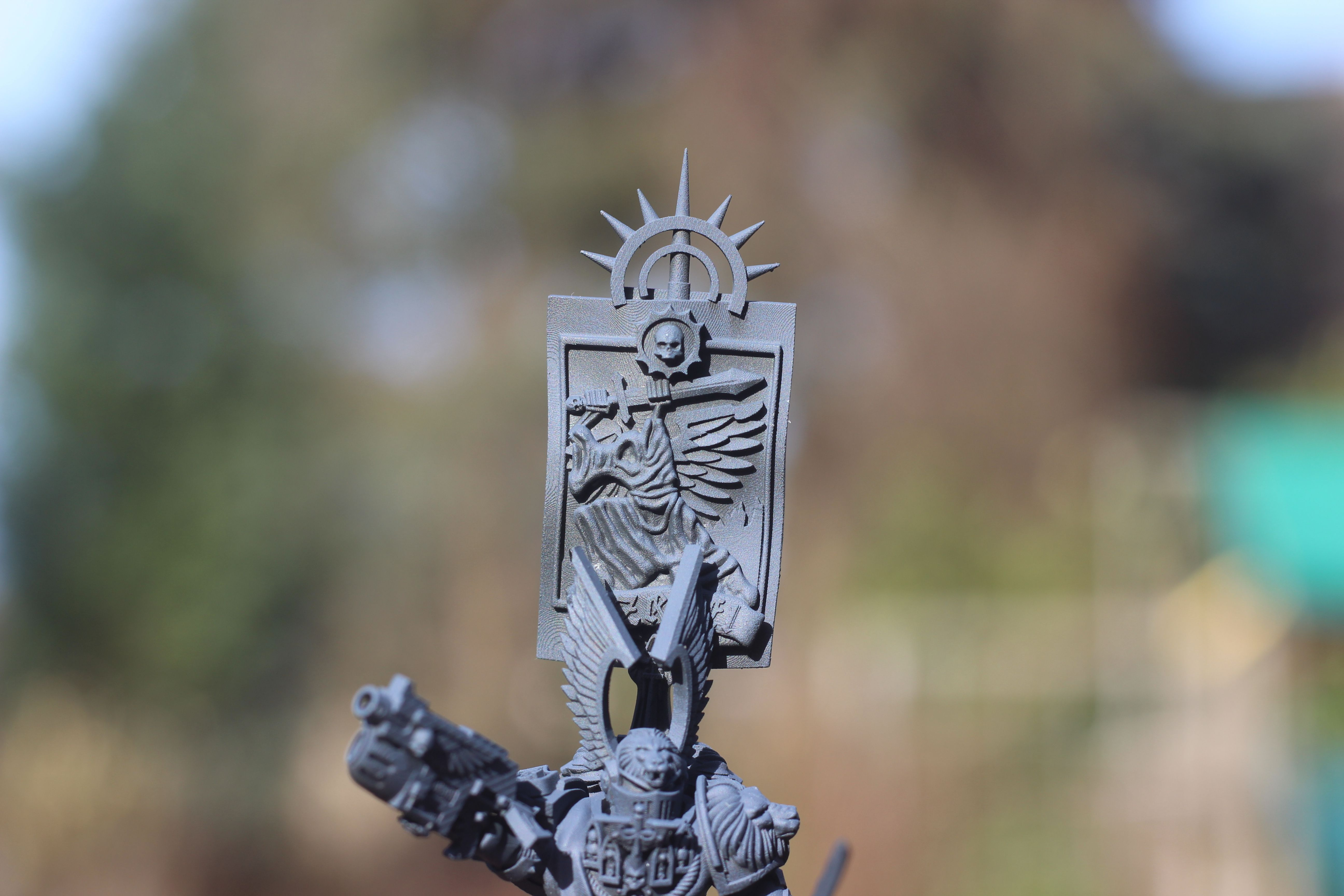 IMG_7148.jpg Download STL file Supreme Grandmaster - The Keeper of Truth • Object to 3D print, Sumbu