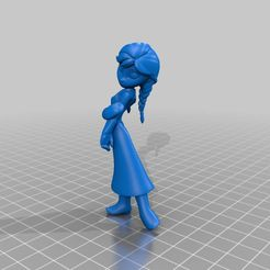 0d5517331c1216b5964044dcec0e0a70_preview_featured.jpg Download free file Anna_of_Arendelle • 3D printing model, imaginememe