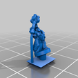BoardingArmourCommand_Priest.png Download free STL file Galactic Crusaders - Boarding Armour Command - 6-8mm • 3D printing design, MoonJammy
