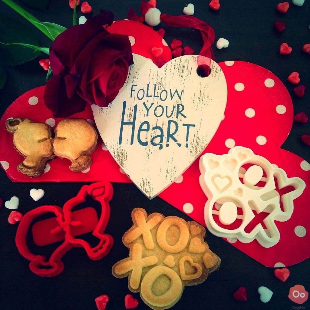 IMG_8439.jpg Download free STL file XOXO Cookie Cutter (Valentine's Day Collection) • 3D printing design, OogiMe