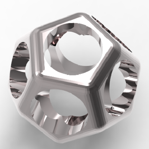 dodecahedron-ring3.PNG Download STL file Dodecahedron Signet • Template to 3D print, plasmeo3d