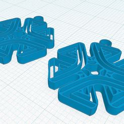 Screenshot_1.jpg Download free STL file Impossible Shape Earrings • 3D print object, mustisoft