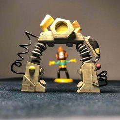 IMG_5287.jpg Download free STL file Printing Pod - Oxygen Not Included • Template to 3D print, joshc