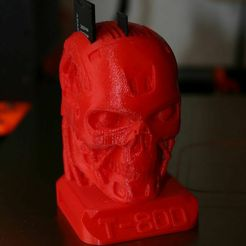 IMG_6963small.jpg Download free STL file T800 SD-Card holder • Object to 3D print, Jacks-Filament