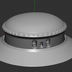 1.png Download STL file Maginot Line eclipse turret Mle 1932 scale 1/9th scale 1/35th • Model to 3D print, NICOCO3D