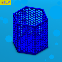 2020-11-30_160118.png Download STL file HEX BOX HONEYCOMB • 3D printing model, Tum