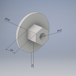 Sin título.png Download STL file Clip to screw on the BMW guardplast • 3D print template, CTRLZ