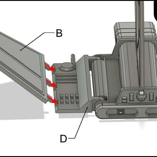 ImperialShuttleInstructions_Page_09.jpg Download free STL file Lambda-Class Imperial Shuttle Kit Card • 3D printable object, fixumdude