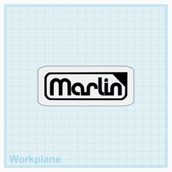 1.png Download free STL file Marlin Firmware Logo • 3D print design, isaac7437