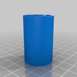 In.cylinder_40mm.png Download free STL file Sanding tool - hand & machine • 3D printing model, petgreen