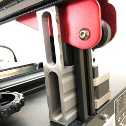 Preview1a.JPG Télécharger fichier STL Creality CR-10s Pro Engineered Leveling Blocks • Plan imprimable en 3D, wasimsheikh1