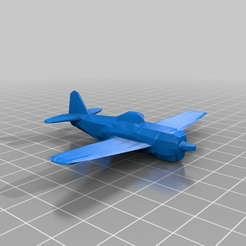57fdc9b3910096040d72044471754a4e.png Download free STL file World War Two Fighter Planes • Model to 3D print, grumpusbumpus