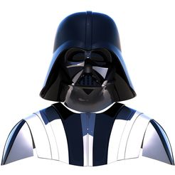 1.jpg Download STL file Darth Vader ep 4 ANH for 3d printing • Template to 3D print, darthasen