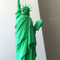 IMG_1564_display_large.JPG Download free STL file Statue of Liberty - Repaired • Object to 3D print, Qelorliss