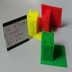photo00.jpg Download free STL file JP Calibration Cube • Design to 3D print, abojpc