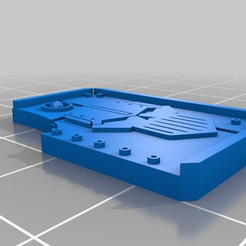 a3a80ba57176b0fdbb08f53c8c5174e1.png Download free STL file Riot Shield for the Warriors in Iron • Model to 3D print, albertorius