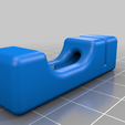 Eryone_hotend_fix_cutter_with_guide.png Download free GCODE file Eryone Thinker S hotend fix • 3D printer model, madizmo