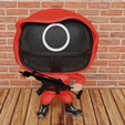 Circulo.png Download STL file Funko Pop Squid Game Pop -오징어게임 • 3D printable object, jd3dideas