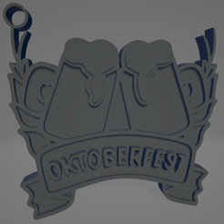 descarga - 2021-01-05T111017.279.png Download STL file Oktoberfest keychain • 3D printer object, MartinAonL