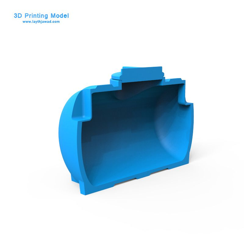 05.jpg Download 3DS file Water Tank • 3D print design, LaythJawad