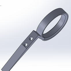 d.PNG Download free STL file # LIFEHACK3D, hanging clips or wall objects • 3D printer model, izanferrco