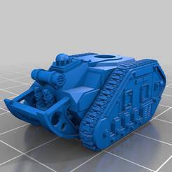 epicrussalphabody2.png Download free STL file Tiny Tank MBT • 3D printing object, woddish