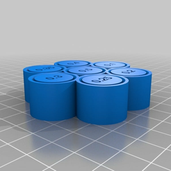 1d6d123655536f65968b1e5c81ef896f.png Download free STL file Tolerance Spinner • Object to 3D print, 3DBenjamin