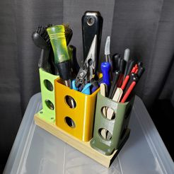 Tool Station for Utensils, Tools and Pliers, technauseated