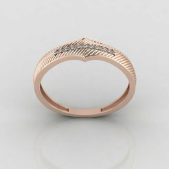 r1104p1.jpg Download STL file Women ring 3dm stl render detail 3D print model • 3D printing object, tuttodesign