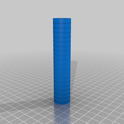 z_calibration_tower_5_mm_grads_-_Rev.1_thicker_wall.png Download free STL file z calibration tower 5 mm graduations • 3D printable design, zzzycults3d