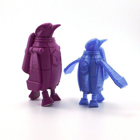 purple_and_blue_4.jpg Download free STL file SnoLabs Penguin • 3D printer object, SnoLabs3D