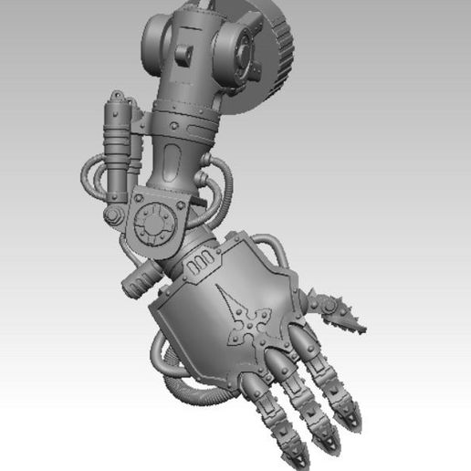 5ea4f6c76d28b1c4b0b1100159e88c73_display_large.jpg Download free STL file Posable Hands-Fists • 3D printing model, yaemhay