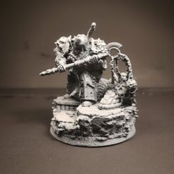 Parts of a Disgusting Resilient Marine Builder, tmq
