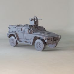 Sneca-maquetas-1.322.jpg Download STL file Hawkei APC ADF • 3D print model, guaro3d