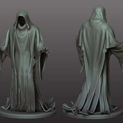 SF_ghost_pose_1_1.jpg Descargar archivo STL gratis Fantasma • Plan para imprimir en 3D, ShadyFair