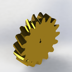 Sem 33.png Download free STL file  helical gear • 3D printer model, engricardo