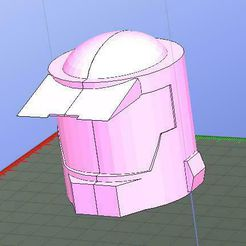 coffee_can_spartan.JPG Download free STL file Coffee Can Spartan helmet • 3D printing model, nathanallan1