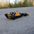 OpenRC F1 Dual Color McLaren Edition 3D Printing Free STL file Cults6.png Download free STL file OpenRC F1 Dual Color McLaren Edition • 3D printer model, DanielNoree