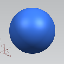 sphere.PNG Download STL file sphere • 3D print object, dooly