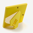 download-9.png Download free STL file Marco cuadrado art déco • 3D printable object, DDDeco