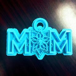 IMG_1622.JPG Download free STL file Simple Mother's Day Print • 3D printing model, ElijahCole11