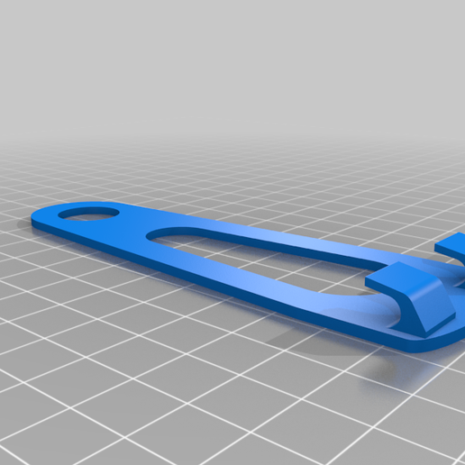 AccrocheCeinture.png Download free SCAD file VW Beetle Belt Hanger • 3D print template, Mickey1978