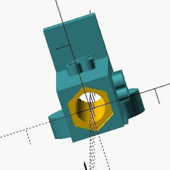 pic2.png Download free STL file The stopnut : a tool to help you screwing M3 • 3D print template, abojpc