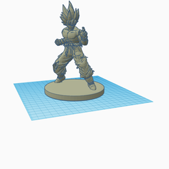 3D design Exquisite Waasa-Krunk _ Tinkercad - Google Chrome 10_04_2020 18_47_23 (2).png Descargar archivo STL gratis bola de dragón goku • Objeto para imprimir en 3D, billy-and-co