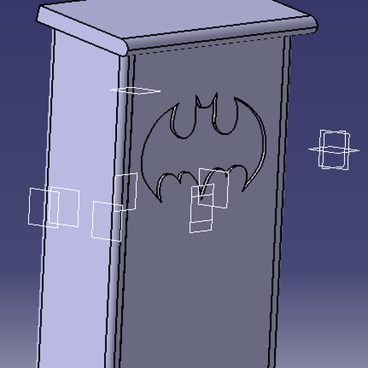pic 3.PNG Download free STL file Bat Shelters • 3D printable template, Neylips