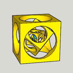 Magical Square.png Download free file Magical Square • 3D printer template, Imura_Industries